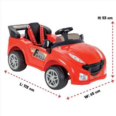 Pilsan Forza Akülü Araba 12 Volt Kumandalı
