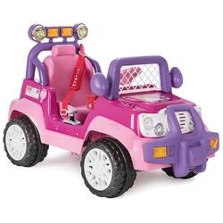 Pilsan Oyuncak - Pilsan Prenses Akülü Araba 12V