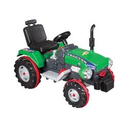 Pilsan Oyuncak - Pilsan Super 12V Akülü Traktör Yeşil