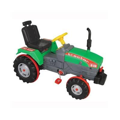 Pilsan Traktör Zincirli Yeşil