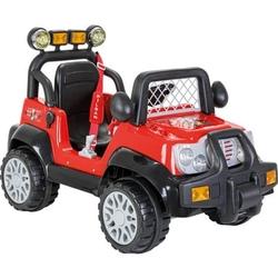 Pilsan Oyuncak - Pilsan Wild Cat 12V Kumandalı Akülü Araba Kırmızı