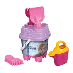 Dede toys - Plaj Oyuncağı Frozen Küçük Kale Kova Set