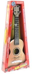 Plastik Açık Kahve Klasik Gitar - Thumbnail