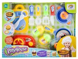 MEGA - Play House Mutfak Seti