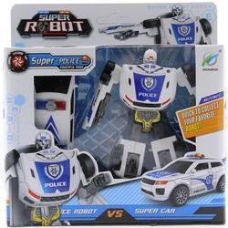 MEGA - Polis Aracına Dönüşen Robot