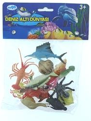 MEGA - Poşetli Deniz Hayvanları Seri 2 Islakoz