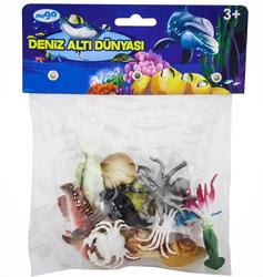 MEGA - Poşetli Deniz Hayvanları Seri 2