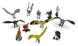 MEGA - Poşetli Hayvan-Vahşi Hayvanlar Kuşlar Papağan