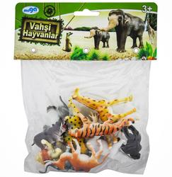 MEGA - Poşetli Hayvan-Vahşi Hayvanlar Seri 1