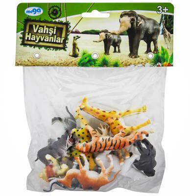 Poşetli Hayvan-Vahşi Hayvanlar Seri 1