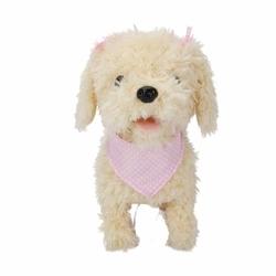 Puffy Friends Sevimli Kumandalı Yürüyen Sesli Oyuncak Köpek Frappe - Thumbnail