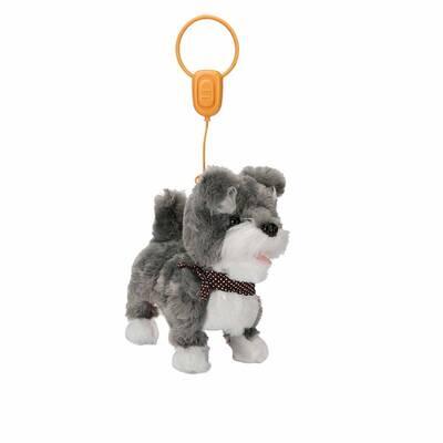 Puffy Friends Sevimli Kumandalı Yürüyen Sesli Oyuncak Köpek Mocha