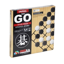 Redka - Redka Ahşap Orjinal Strateji Oyunu GO