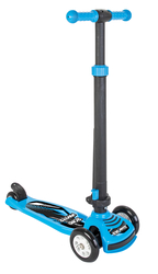 MEGA - Road Master 3 Teker Mavi Scooter