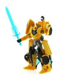 MEGA - Robota Dönüşen Camaro Benzeri Sarı Araba
