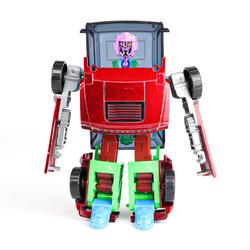 MEGA - Robota Dönüşen Hummer Benzeri Borda Araba