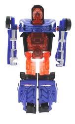 MEGA - Robota Dönüşen Mavi Metal Araba