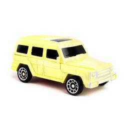 MEGA - Robota Dönüşen Mercedes Benzeri Sarı Araba