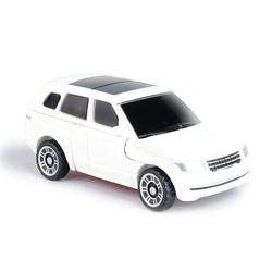 MEGA - Robota Dönüşen Range Rover Benzeri Beyaz Araba