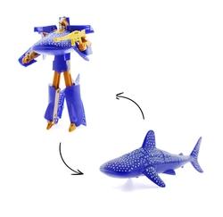 MEGA - Robota Dönüşen Savaşçı Balina Köpekbalığı