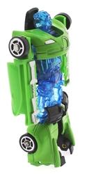MEGA - Robota Dönüşen Yeşil Metal Araba