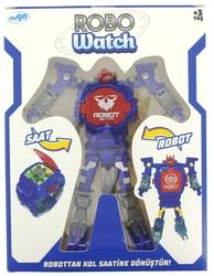 MEGA - Saate Dönüşen Mavi Robot