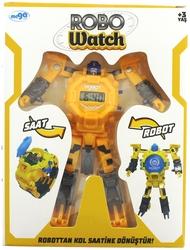 MEGA - Saate Dönüşen Sarı Robot