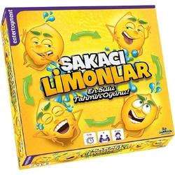 Samatlı - Şakacı Limonlar Kutu Oyunu