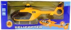 MEGA - Sarı Plastik Helikopter