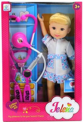 Sarışın Doktor Bebek Elaine 89008