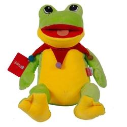 Selay - Selay Hediyelik Peluş Kurbağa Kermit 50 Cm