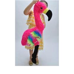 Selay - Selay Oyuncak Peluş Flamingo 60 cm Pembe