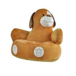 Selay - Selay Oyuncak Peluş Köpek Minder 45cm