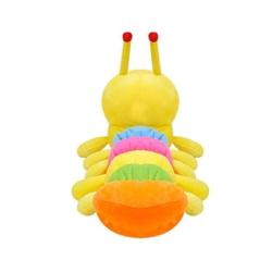 Selay Oyuncak Peluş Renkli Tırtıl 50 cm - Thumbnail