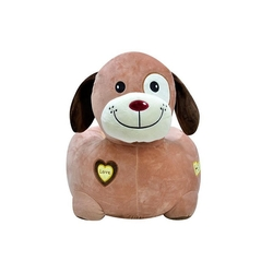 Selay - Selay Oyuncak Peluş Sevimli Köpek Minder 50CM