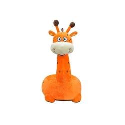 Selay - Selay Oyuncak Peluş Zürafa Minder 50 Cm