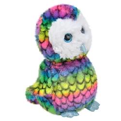 Selay - Selay Oyuncak Renkli Peluş Baykuş 23 Cm