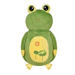 Selay - Selay Peluş Kurbağa Minder Yatak 150 Cm Büyük Boy