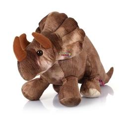Selay - Selay Peluş Oyuncak Dinozor Triceratops 50 Cm