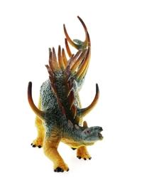 MEGA - Sert Plastik Dinozor Figür- Huayangosaurus