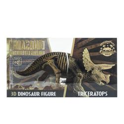MEGA - Sert Plastik Oyuncak Dinozor Figürü Triceratops