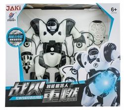 MEGA - Sesli Işıklı Kumandalı Robot Tt313