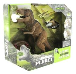 MEGA - Sesli kumandalı buharlı dinozor