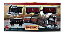 MEGA - Sesli ve Işıklı Tren
