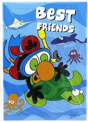 SİZİNKİLER - Sizinkiler Limon Ve Zeytin Best Friends Plaka Puzzle