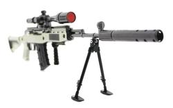 MEGA - SKS-45 simonov Metal model Tüfek