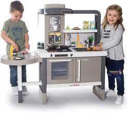 Smoby - Smoby 312300 Smoby Tefal Evolutive Kitchen Oyuncak Mutfak Seti