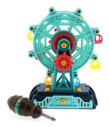 MEGA - Oyuncak Sök Tak Dönme Dolap Mavi Lunapark Eğlencesi