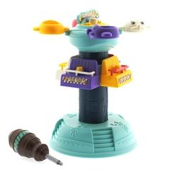 MEGA - Oyuncak Sök Tak Kule Mavi Lunapark Eğlencesi