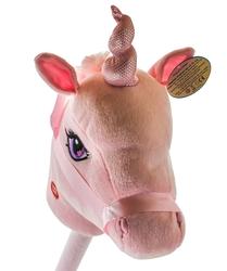 MEGA - Sopalı Sesli At Başı - Pembe